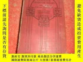 二手書博民逛書店THE罕見CONCISE OXFORD DICTIONARY(英