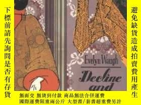 二手書博民逛書店Decline罕見And FallY362136 Evelyn Waugh Back Bay Books, 1