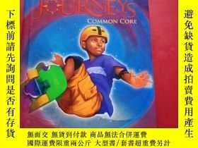 二手書博民逛書店Journeys:罕見Common Core 6 精裝本Y203616 HOUGHTON MIFFLIN HA