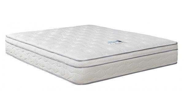 雙人床墊5尺×6.2尺-二線直排式三區段獨立筒床墊【Order 歐德綠色床墊】安娜貝兒系列