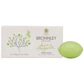 英國Bronnley萊姆佛手柑皂禮盒 (B253200)