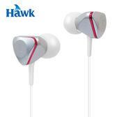 HAWK X507 漫步者 耳機麥克風-銀