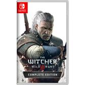 【NS 遊戲】任天堂 Switch 巫師 3:狂獵 完全版《中文版》
