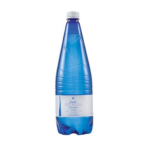 義大利亞莉佳 氣泡礦泉水 1000ml【愛買】