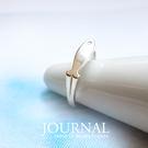 925純銀 療癒海洋小魚造型戒指 尾戒  關節戒_質物日誌Journal
