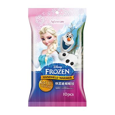 專品藥局 快潔適 冰雪奇緣暖暖包10入 (24小時持續恆溫)