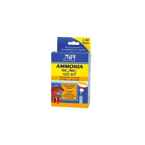 [ 台中水族]美國 API 魚博士阿摩尼亞測試劑(NH3/NH4) 特價