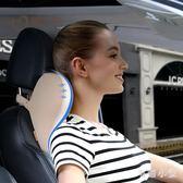 汽車頭枕 靠枕車枕車用車座椅頸枕護頸枕 ys4810『毛菇小象』