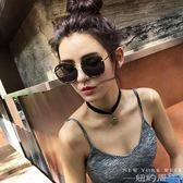 太陽眼鏡 韓國墨鏡圓臉