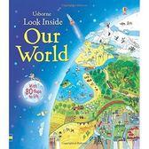 Look Inside Our World 我們的地球 瞧瞧看翻翻操作書