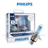 【愛車族】PHILIPS飛利浦 車燈 新璀燦之光 White Vision 3700K 燈泡 (H1/H3/H4/H7/9005/9006)