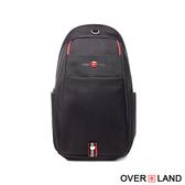 OVERLAND - 美式十字軍 - 經典可調式拉鍊背帶胸肩包 - 3175