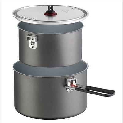 [好也戶外]MSR Ceramic陶瓷硬鋁不沾鍋組1.5L+2.5L NO.MSR-09581