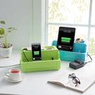 創意 桌面收納 電源線 收納盒 聖誕節 收納箱 嚴選熱銷 整線器 插座收納 手機架 交換禮物
