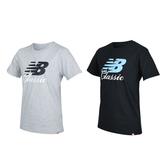 NEW BALANCE男短袖T恤(短T 慢跑 路跑 NB≡體院≡