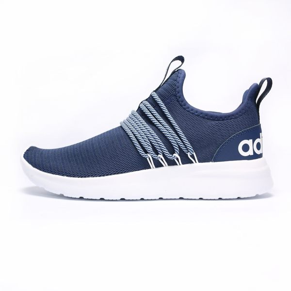 ADIDAS LITE RACER ADAPT 深藍 襪套式 網布 慢跑 男(布魯克林) 2019/4月 F36662