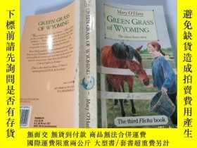 二手書博民逛書店Green罕見Grass of Wyoming:飛龍引鳳Y200392