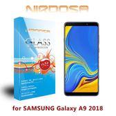 【愛瘋潮】NIRDOSA   SAMSUNG Galaxy A9(2018)  9H 0.26mm 鋼化玻璃 螢幕保護貼