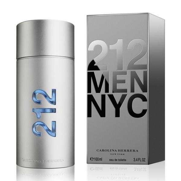 岡山戀香水~Carolina Herrera 212 MEN 都會男性淡香水100ml~優惠價:1690元
