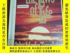 二手書博民逛書店Discovering罕見the Laws of LifeY12