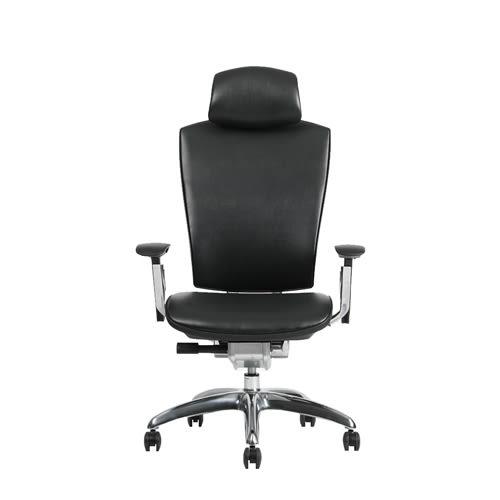 【BNS居家生活館】台灣製BACKBONE -頂級時尚台灣製whale-PVC皮革-辦公椅/辦公椅/椅子