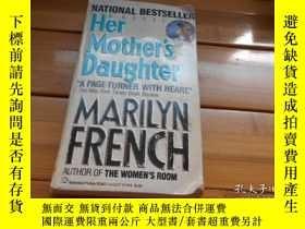 二手書博民逛書店MARILYN罕見FRENCH, HER MOTHERS DAU