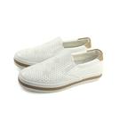 童鞋 懶人鞋 休閒鞋 白色 大童 no118