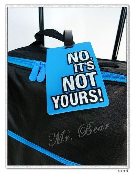 《熊熊先生》高質感獨一無二! 英文字母彩色旅行箱行李箱吊牌、卡片套可掛包包色彩鮮豔超可愛!