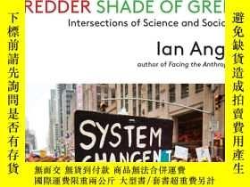 二手書博民逛書店A罕見Redder Shade of Green: Inters