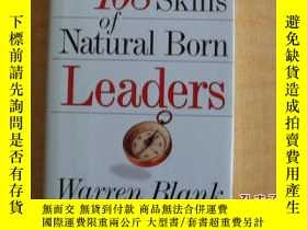 二手書博民逛書店(The罕見108 Skills of Natural Born Leaders)Y17030 Warren