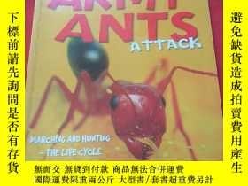 二手書博民逛書店Army罕見Ants AttackY179070 Army An