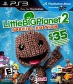 PS3 Little Big Planet 2: Special Edition 小小大星球 2 完全版(美版代購)