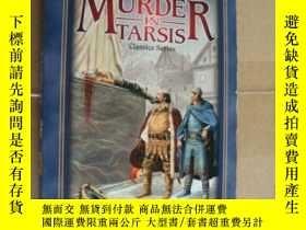 二手書博民逛書店(Dragon罕見Lance) MURDER IN TARSIS