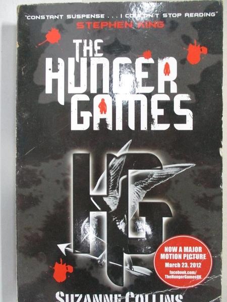 【書寶二手書T6/原文小說_HNM】The Hunger Games_Suzanne Collins