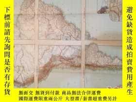 二手書博民逛書店1906年南美洲地圖6張罕見詳細精美Y35803 出版1906