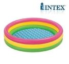 美國 INTEX 57412 螢光三環充...