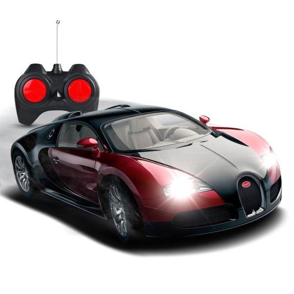 遙控汽車電動無線賽車跑車耐摔男孩兒童玩具車3--6周歲 【限時88折】