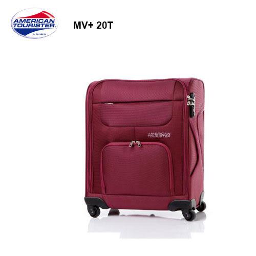 [佑昇]特價 Samsonite美國旅行者AMERICAN TOURISTER MV+ 20T登機箱/行李箱18吋(2.6kg) 新色到