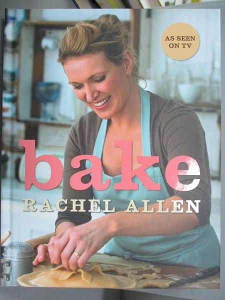 【書寶二手書T9/餐飲_XBB】Rachel's Baking Secrets_Allen, Rachel