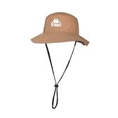 KAPPA 漁夫帽(防曬 遮陽 運動 帽子 免運 ≡排汗專家≡