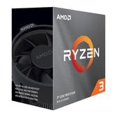 AMD Ryzen 3 3300X CPU(4核8續)