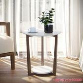 邊桌簡易角幾邊幾沙發邊桌北歐現代客廳角落移動小圓幾電話桌家具BA1QJD CY潮流站