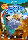 WiiU Phineas and Ferb: Quest for Cool Stuff 飛哥與小佛:最酷的任務(美版代購)