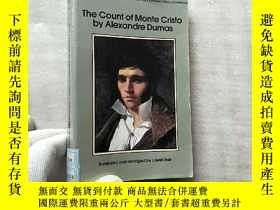 二手書博民逛書店The罕見Count of Monte Cristo by Alexandre Dumas 小32開Y1089