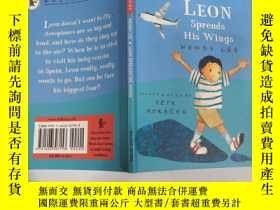 二手書博民逛書店leon罕見spreads his wings :利昂張開翅膀Y200392 不祥 不祥