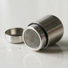 BreadLeaf 附蓋子 不鏽鋼糖粉篩 可可抹茶粉篩 咖啡 烘焙用手粉篩 調味瓶 粉罐 灑粉器 麵粉篩B055