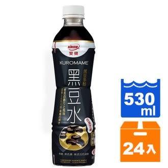 愛健 黑豆水 (24入)