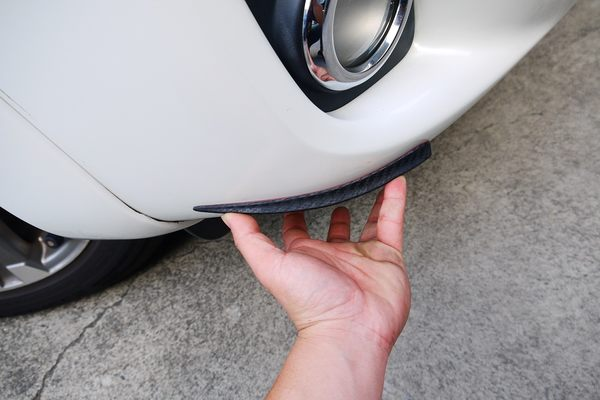 G-SPEED PR64 軟性 碳纖維卡夢 後視鏡 保險桿 車門 防碰貼 防撞貼 擾流板 CARBON