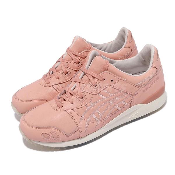 Asics 休閒鞋 Gel-Lyte III OG KOBE BEEF 櫻花粉 亞瑟士 男鞋【ACS】 1191A347700