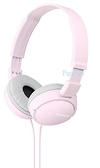 平廣 送袋繞 SONY MDR-ZX110 粉紅色 耳機 台灣公司貨保固一年 ( MDR-ZX100 新款 可6期0利率 )